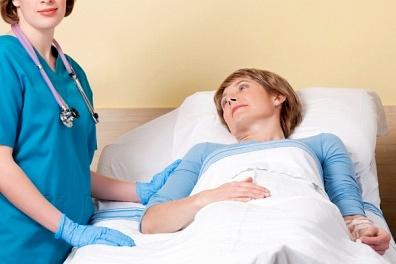 癫痫病人正在治疗